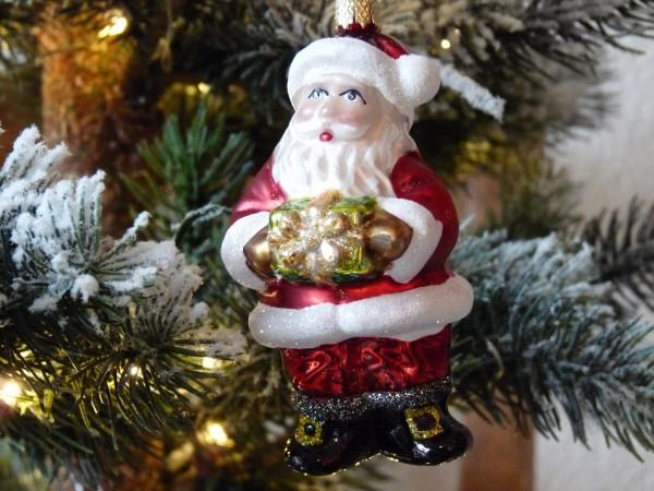 Weihnachtsmann 6 cm